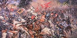 Bitwa pod Grunwaldem R.P. 1410 - obraz Jana Matejko