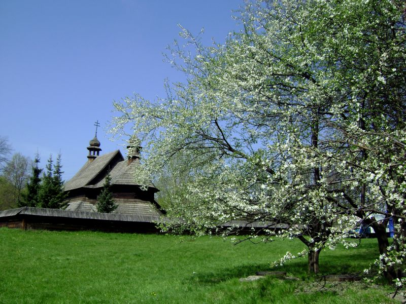 Górnośląski Park Etnograficzny w Chorzowie