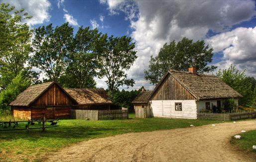 Kujawsko-Dobrzyński Park Etnograficzny w Kłóbce