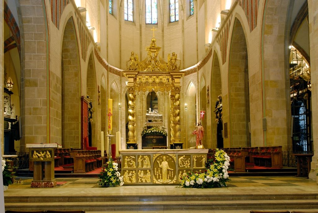 Grób Świętego Wojciecha w Gnieźnie