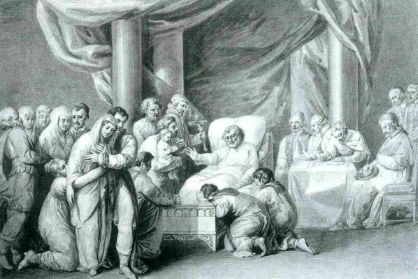 Śmierć Bolesława Krzywoustego
