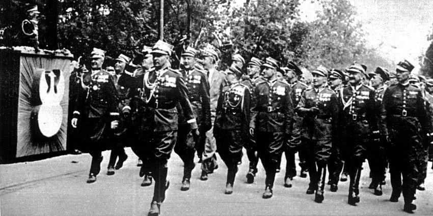 Marsz Pierwszej Kadrowej