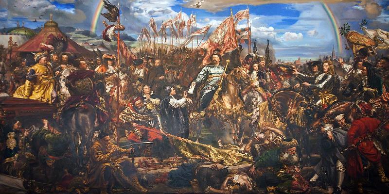 Jan III Sobieski wysyła wiadomość o zwycięstwie papieżowi Innocentemu XI