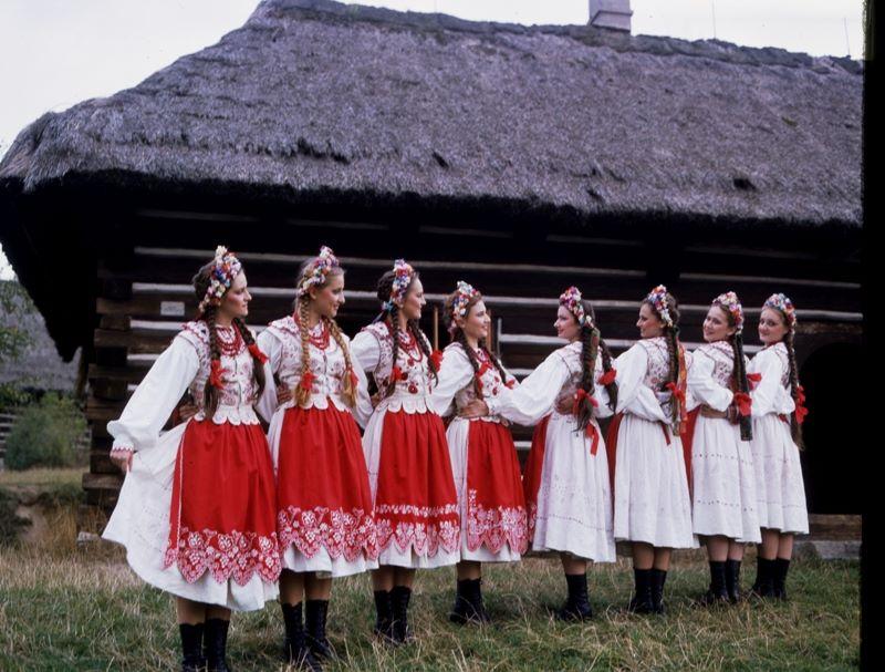 Stroje Ludowe - Strój Krakowski Wschodni