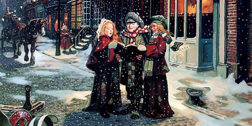 Boże Narodzenie - prezenty i kolędy